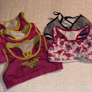 5 sports bras girls